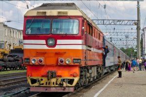 Летом из Смоленска пойдут дополнительные поезда на юг
